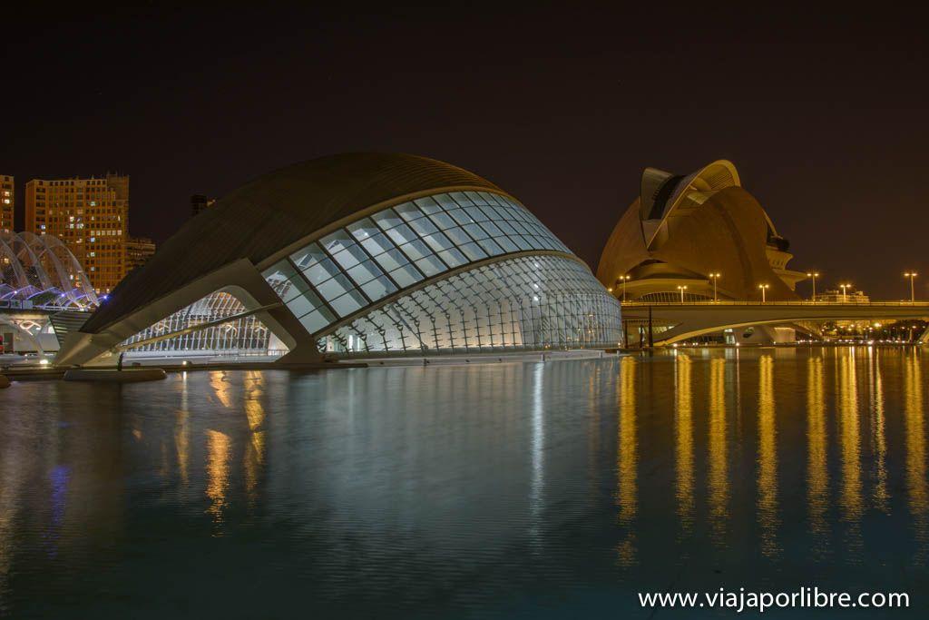 CiudaddelasArtesylasCiencias Valencia
