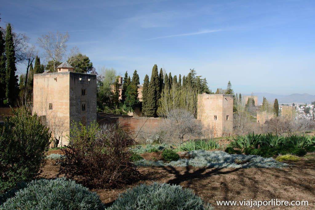 Huerto de la Alhambra