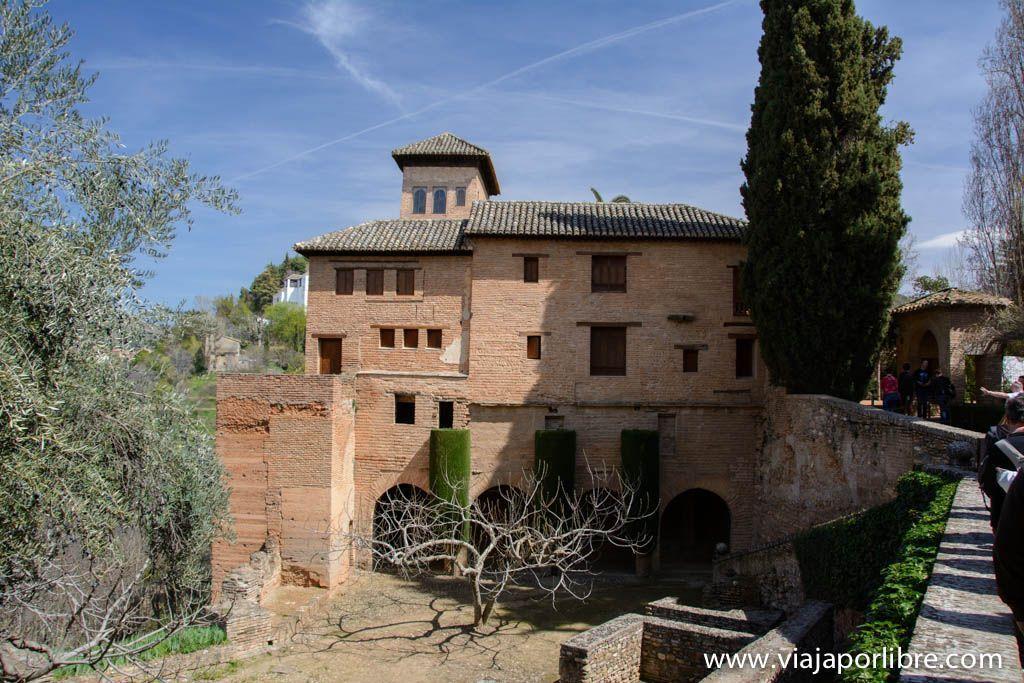 El Partal - La Alhambra