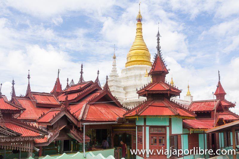 Soon U Punya Shin Pagoda, Sagagin Hill