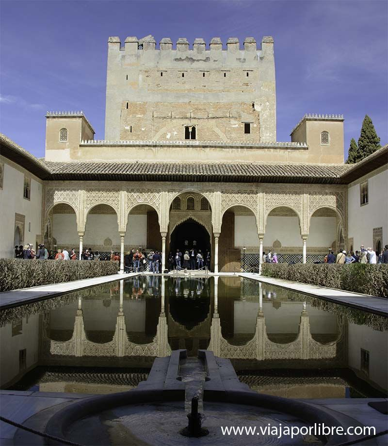 Patio-Alhambra-Granada