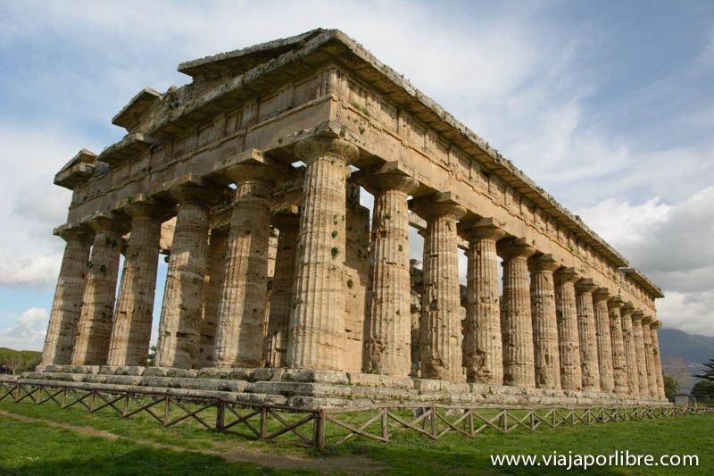 Templo de Apolo o Hera
