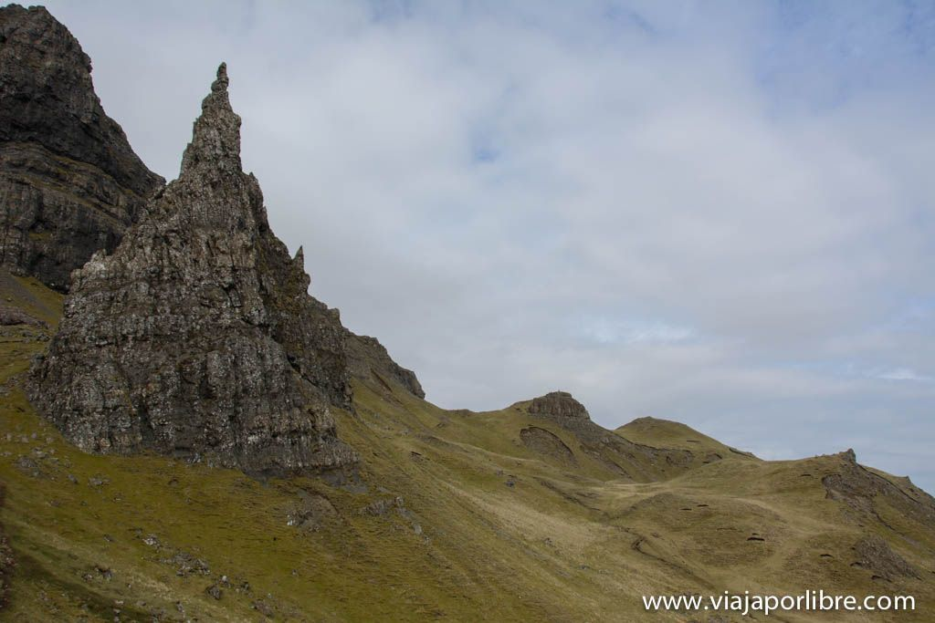 Ruta - The Old Man of Storr