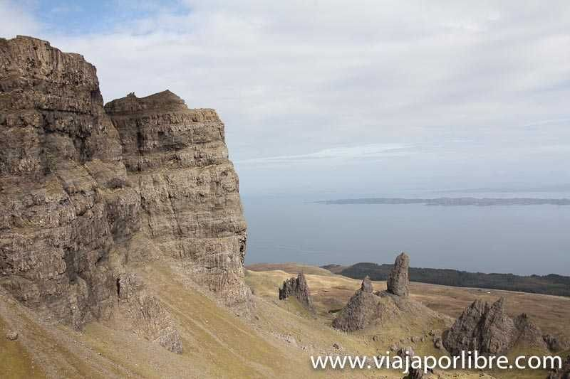 Ultimas vistas al The Old Man of Storr
