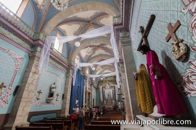 La iglesia de San Sebastián del Oeste