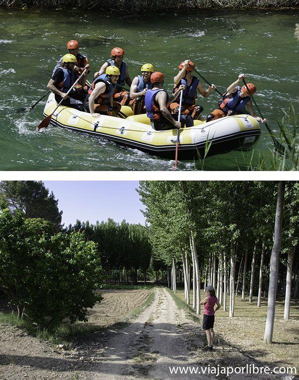 Cabriel - Rafting/Senderismo