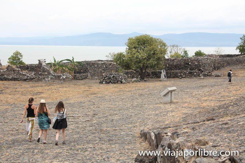 Isla de Mezcala / del presidio