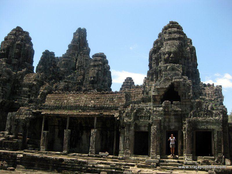 El Bayón, Angkor Thom