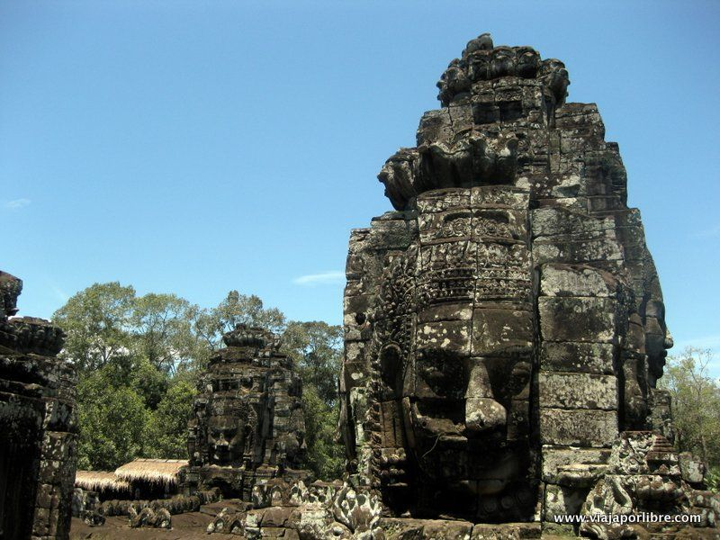 El Bayon, Angkor Thom