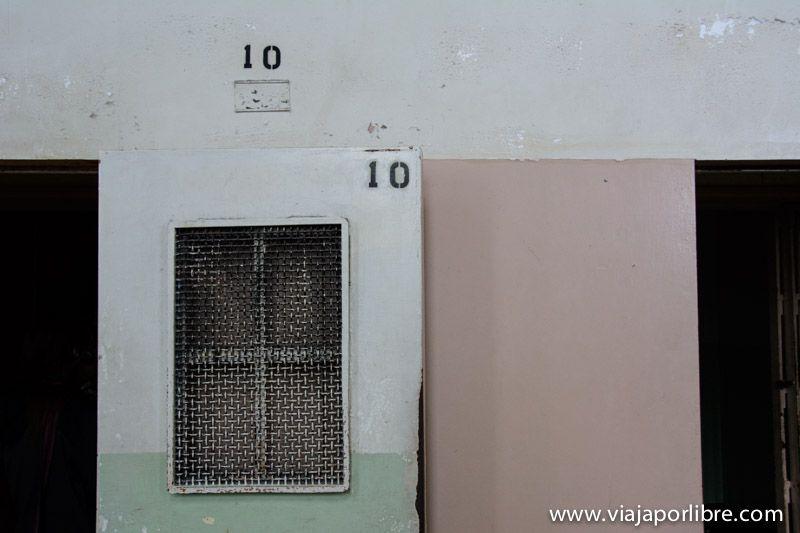 Bloque D - Isla de Alcatraz