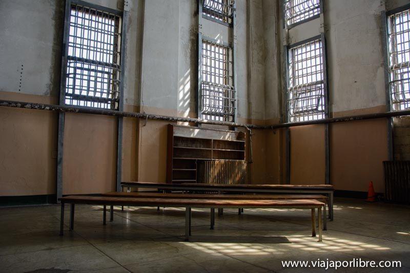 Biblioteca de Alcatraz