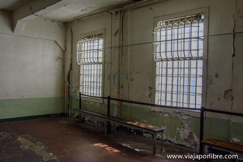 Comedor - Isla de Alcatraz