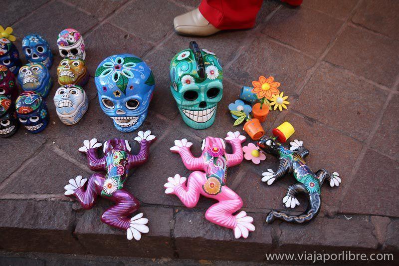 Artesanía en Guanajuato
