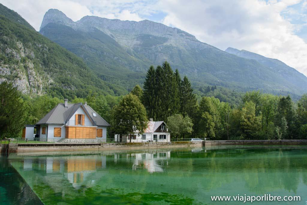 Senderismo en Eslovenia - El Alpe Adria Trail
