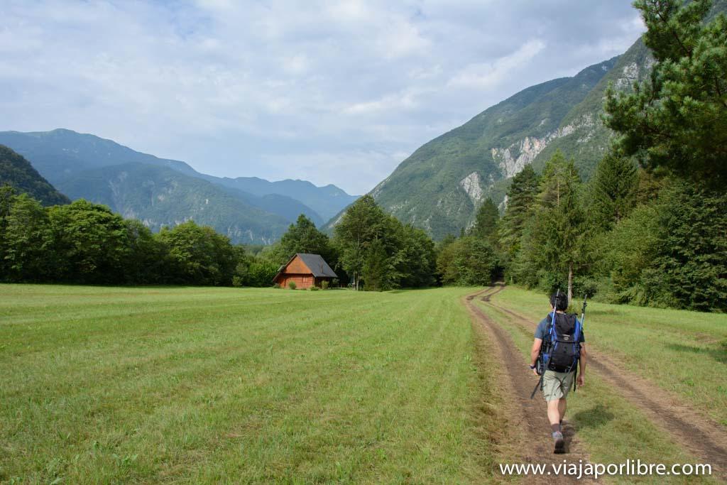 TrekkingenEslovenia AlpeAdriaTrail