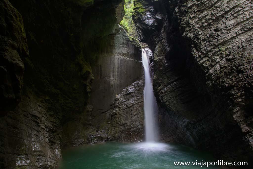 Cascadas de Eslovenia - Kozjak