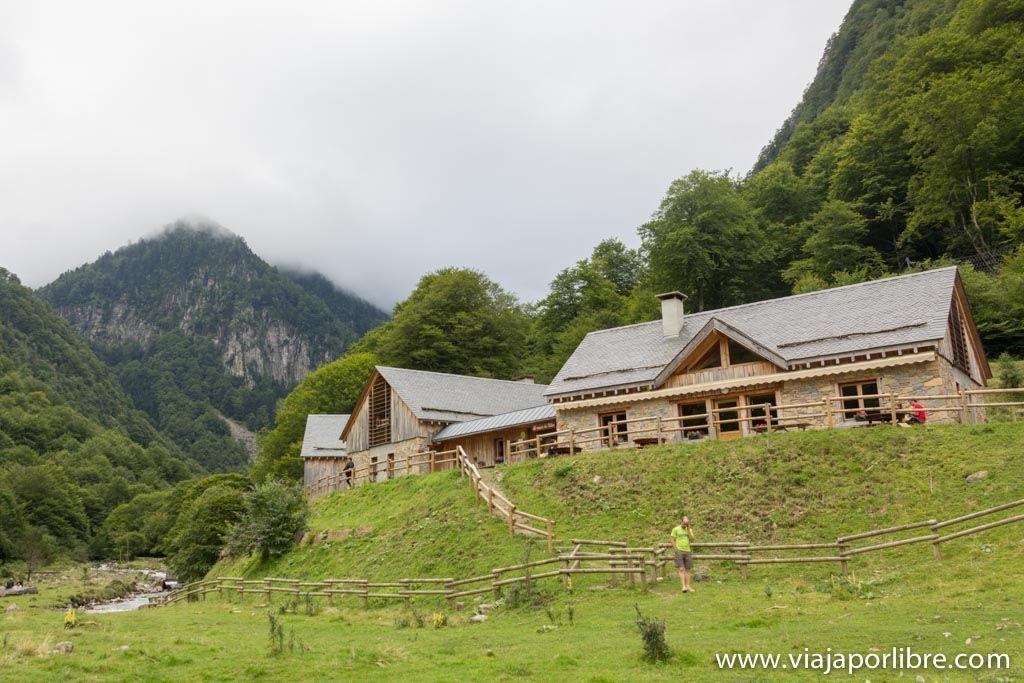 Etapa 2 Pass'Aran - Maison du Valier