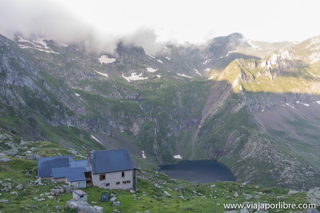 Etapa 2 Pass'Aran - Refugio de Estagnous