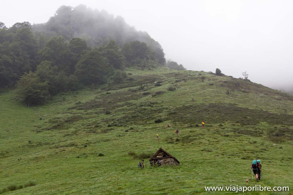 Etapa 3 Pass'Aran - Cabane de I'Artiga