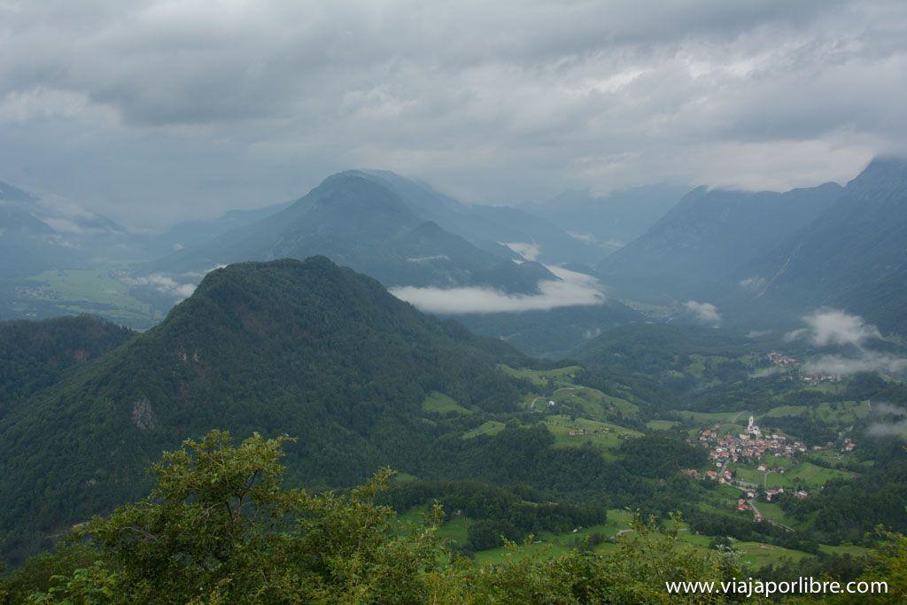 Senderismo en el Alpe Adria Trail