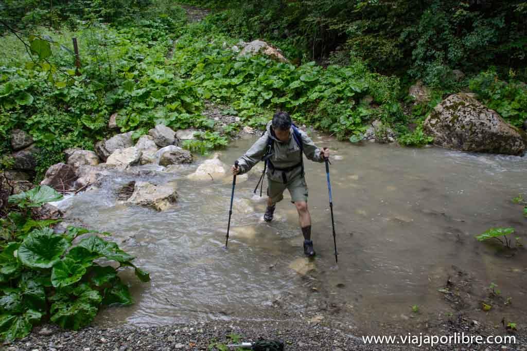 Parque Nacional Triglav - Senderismo en el Alpe Adria Trail