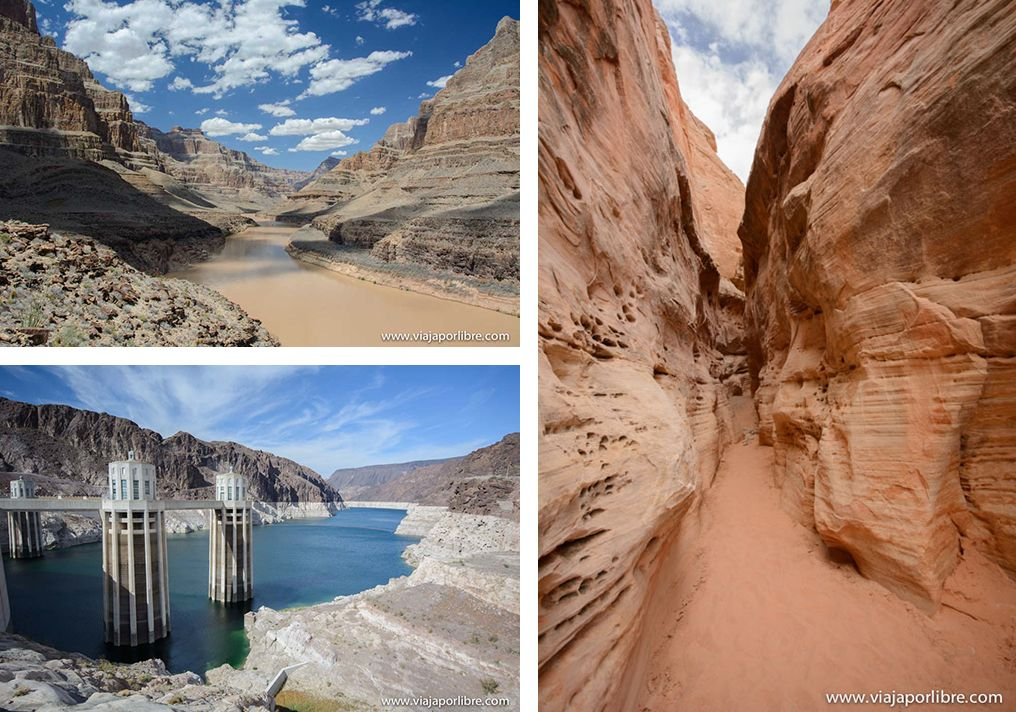 Excursiones alrededor de Las Vegas - Lugares que no debes perderte en Las Vegas