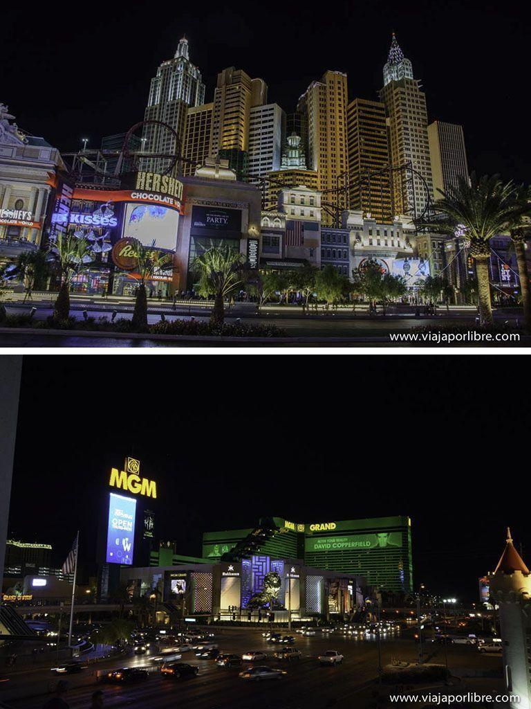 New York - MGM - Lugares que no debes perderte en Las Vegas