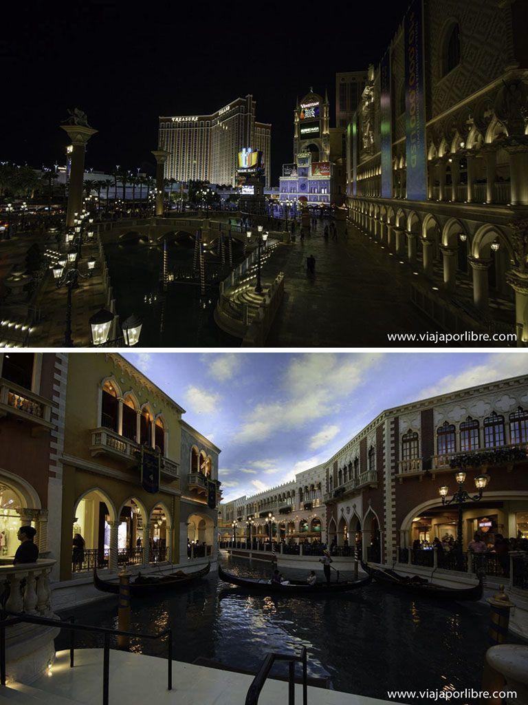 Venetian - Treasure Island - Lugares que no debes perderte en Las Vegas