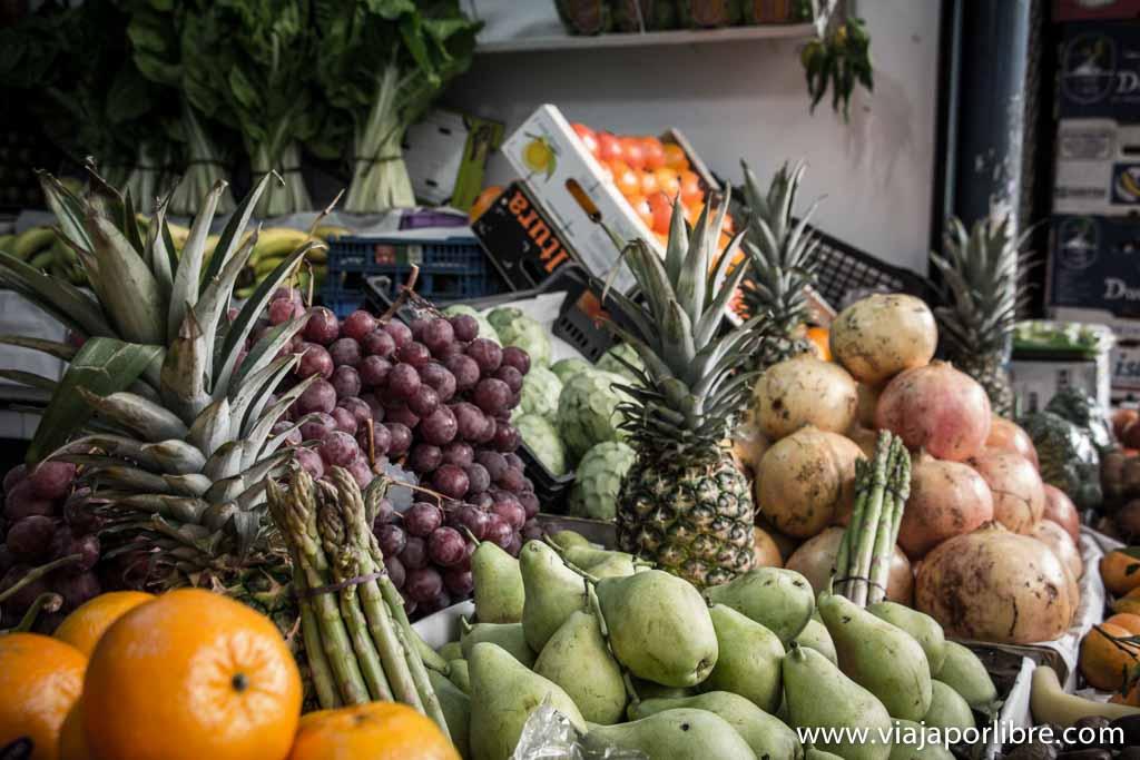 Mercados de Ceuta