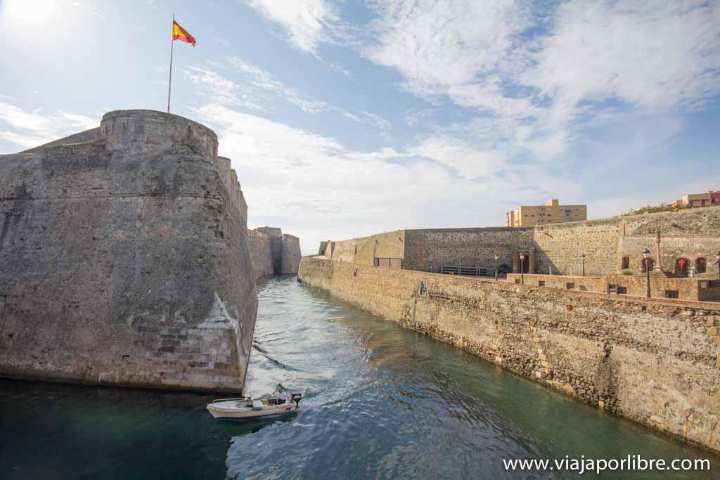 Foso Real de Ceuta