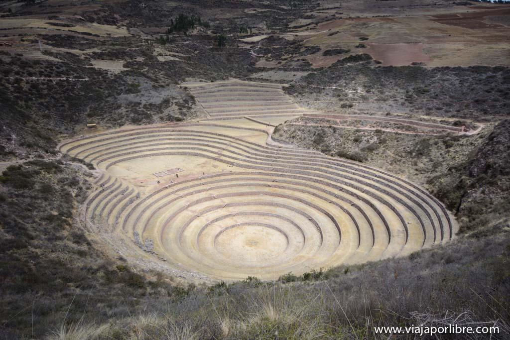 Moray - Perú