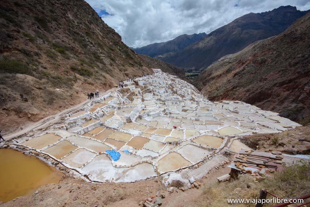 Salinas de Maras - Valle Sagrado - Perú