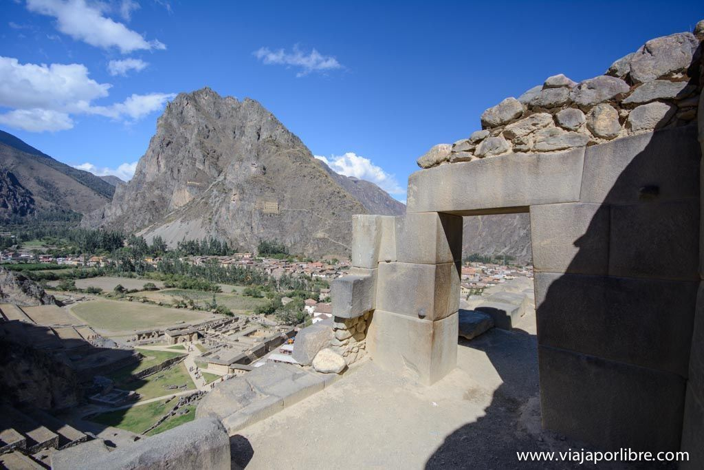 Ollantaytambo - Valle Sagrado - Perú