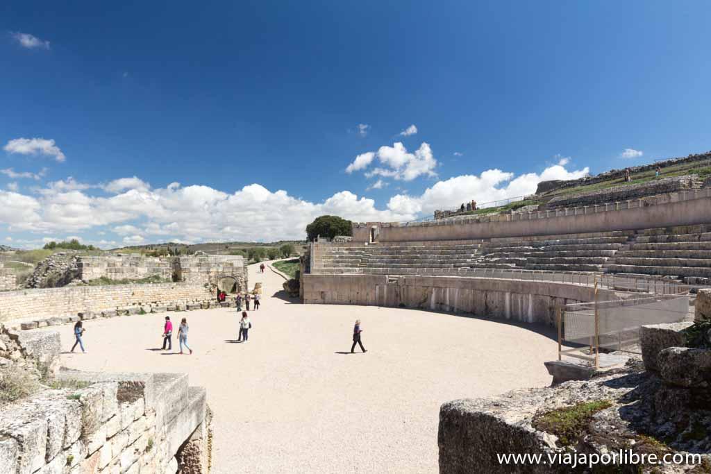 Anfiteatro de Segóbriga