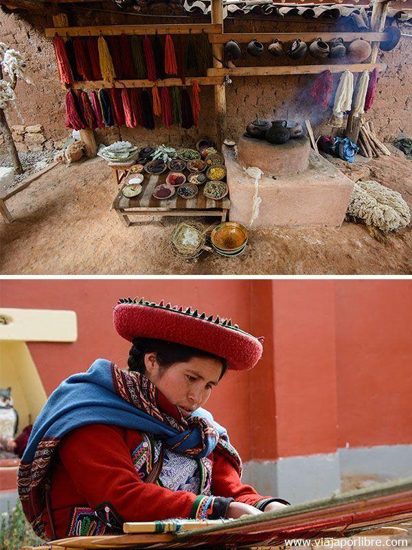 Cooperativa de artesanía textil