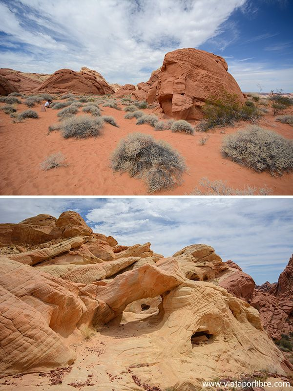 Rainbow Trail - Valley of Fire