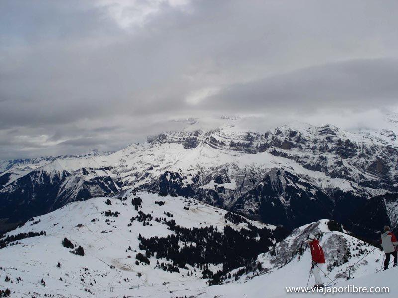 Avoriaz - Alpes franceses