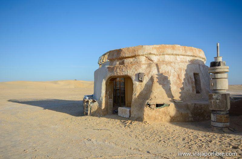 Plató de Mos Espa - Planeta Tatooine