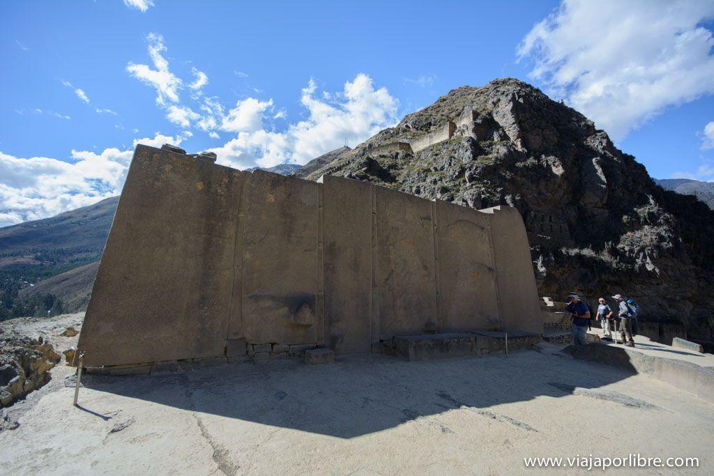 Templo del Sol - Ollantaytambo - Valle Sagrado - Perú