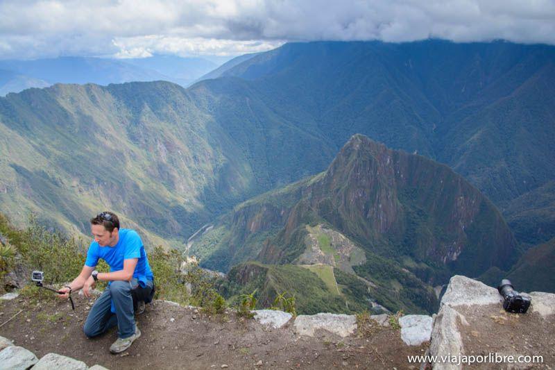 Cumbre de Montaña Machu Picchu