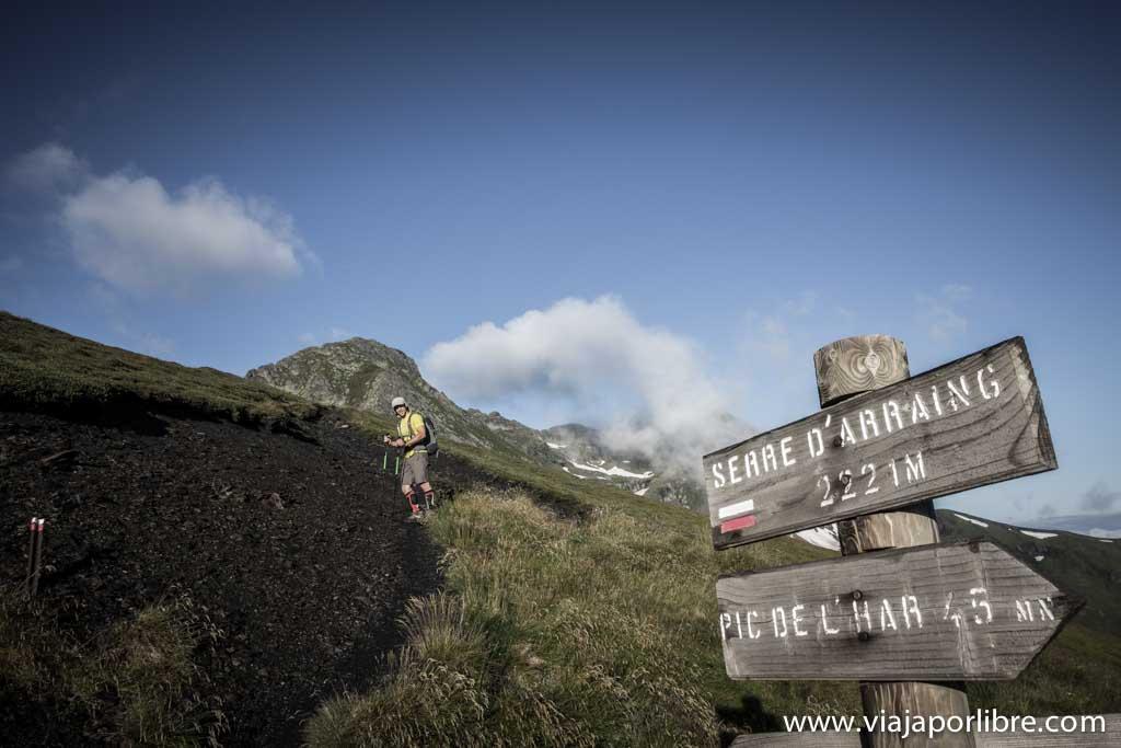 Quinta etapa de la Pass'Aran