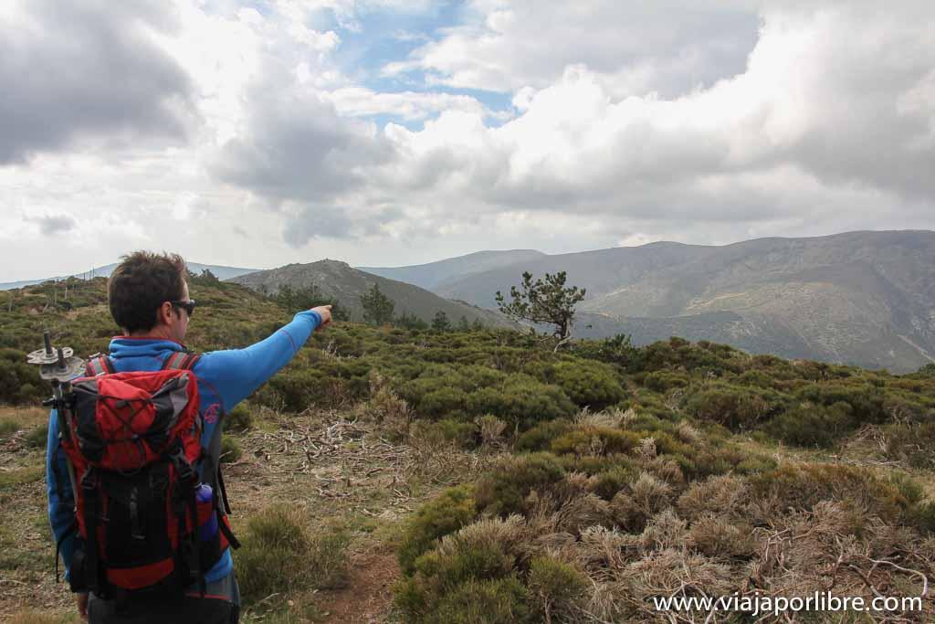 Pico del Lobo en Otoño