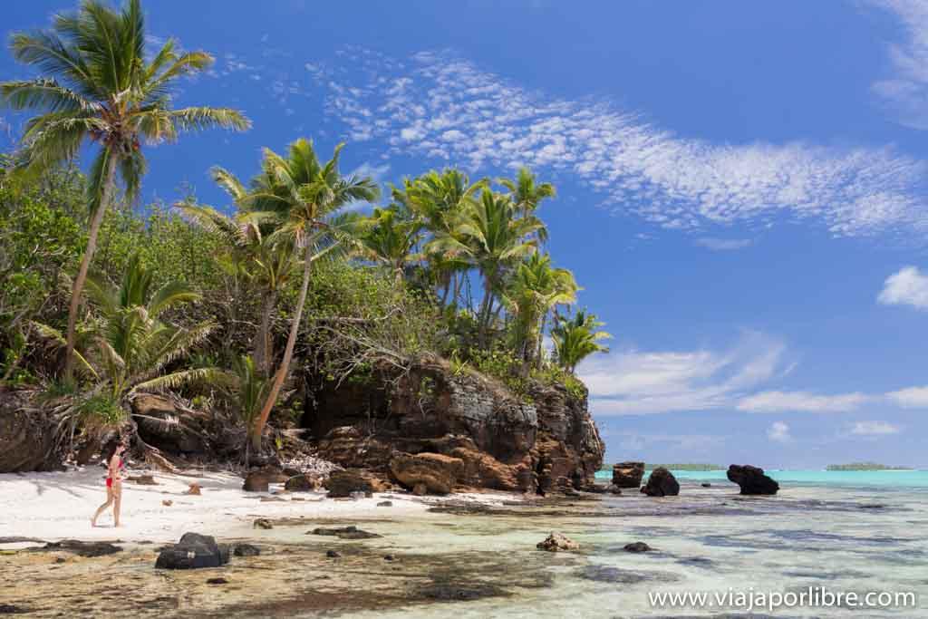 Islas Cook - Aitutaki