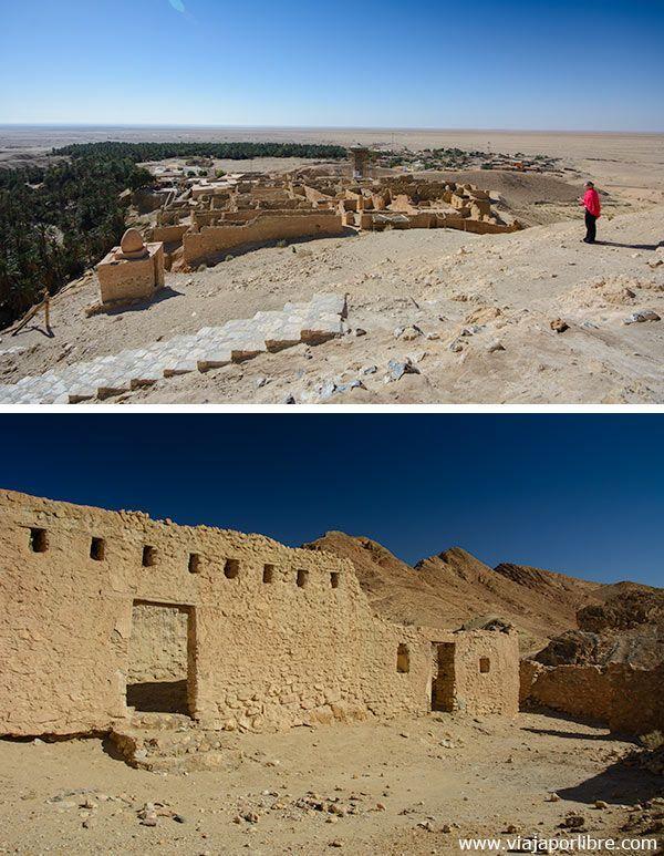 Ruinas de Chebika