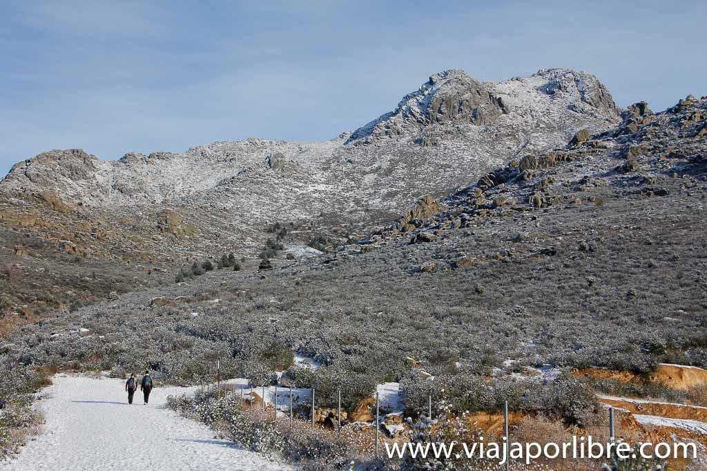 Maliciosa desde Becerril de la Sierra