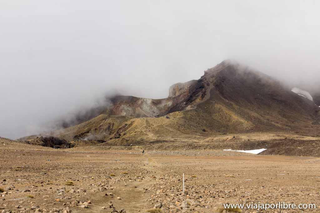 Tongariro Alpne Crossing