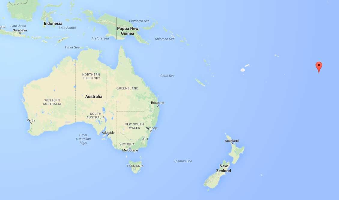 ¿Dónde está Aitutaki?