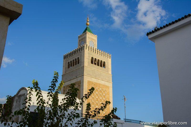 Viajar seguro a Túnez
