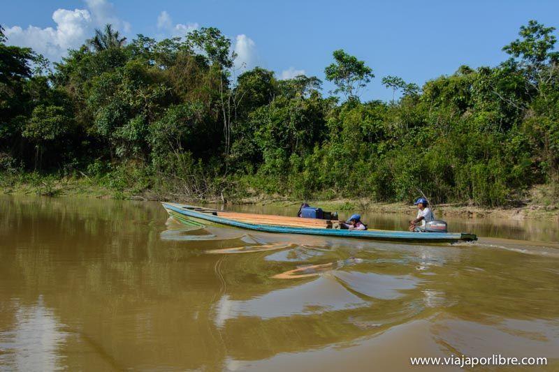 Ruta por el Amazonas - Iquitos