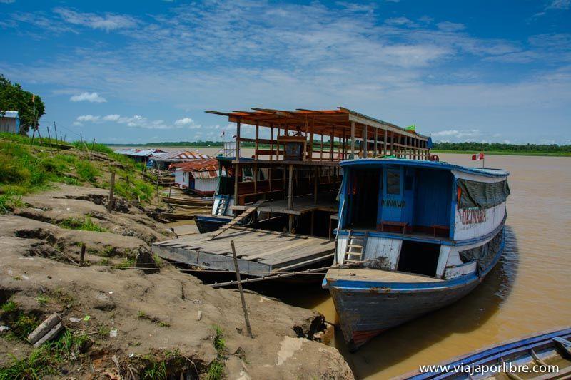 Viajar al Amazonas